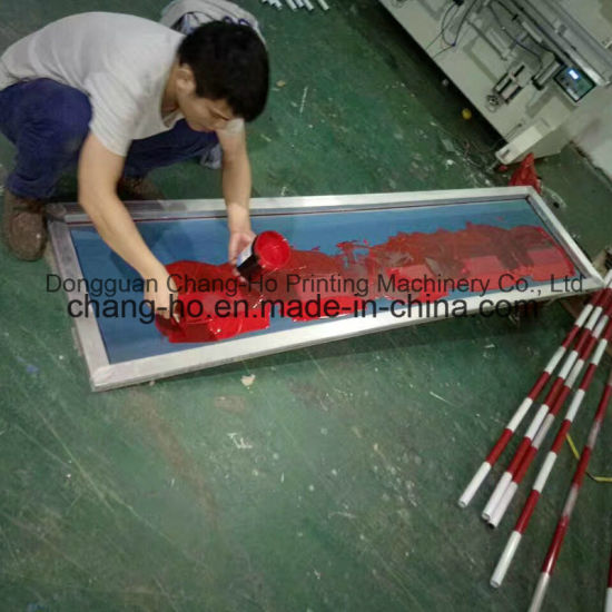 Measuring Bar Screen Printing Machine pictures & photos