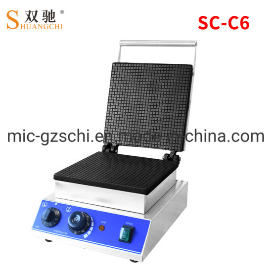 Commercial Square Cone Baker Ice Cream Machine Crispy Machine Egg Roll Machine pictures & photos