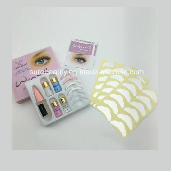 China Eye Lash Lifting Wave Lotion Perming Kit and Eye