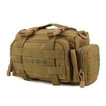 Tactical Military Cp Outdoor Hunting Shoulder Waist Pouch Army Bag