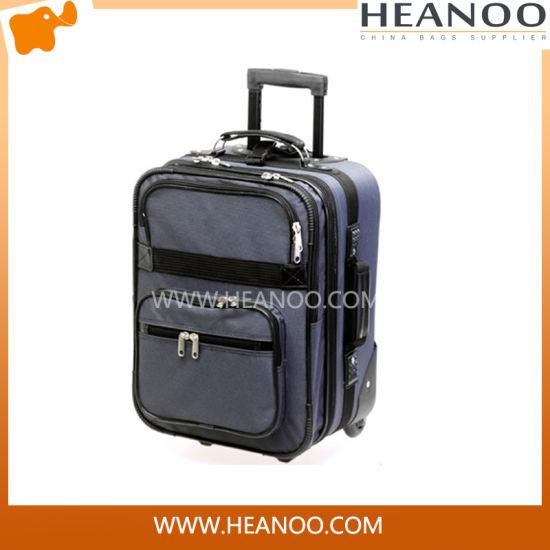 Korean Fashion Woman Trolley Bag Wheel Travel Carry Suitcase