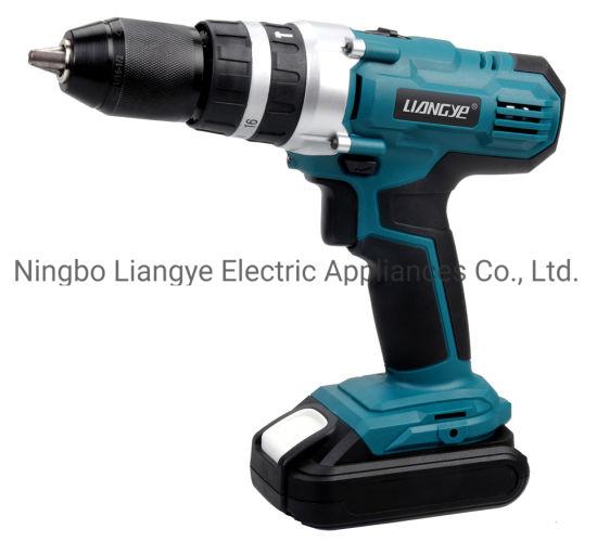 20V Li-ion Battery Power Tool LCD770-1asc Cordless Hammer Drill