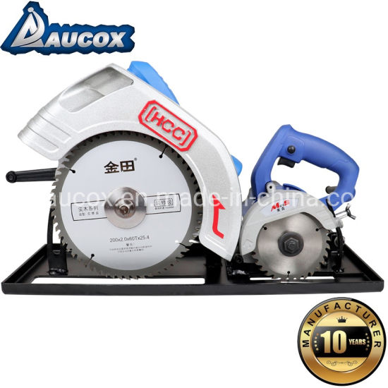 Wood Cutting Machine Simple Small Table Saw for Furniture Manufacture