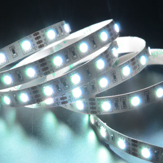 SMD 5050 RGB White Flexible LED Strip Light for Christmas Decoration