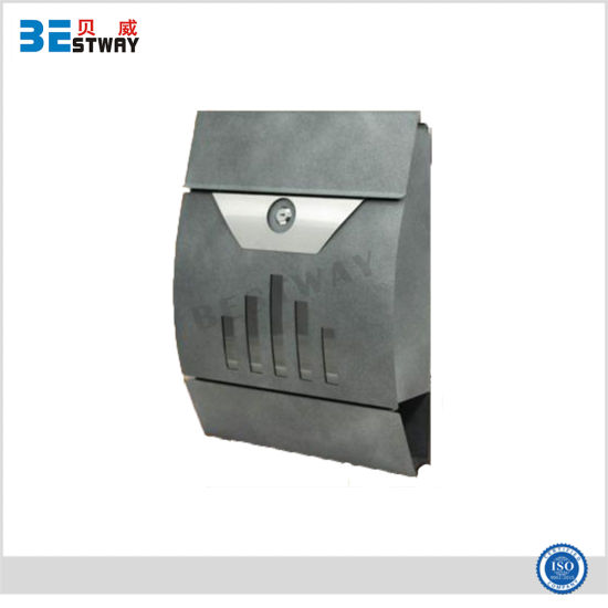 Amazon Hot Sale Steel Outdoor Letterbox Mailbox pictures & photos