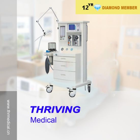 Professional Anesthesia Machine Trolley Price (THR-MJ-560B4) pictures & photos