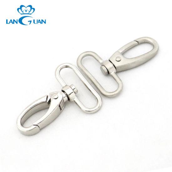 Wholesale Hardware 32mm Metal Snap Hook for Bag