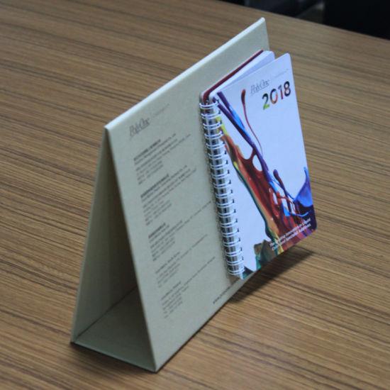 Custom Spiral Notebook Planner Family Calendar