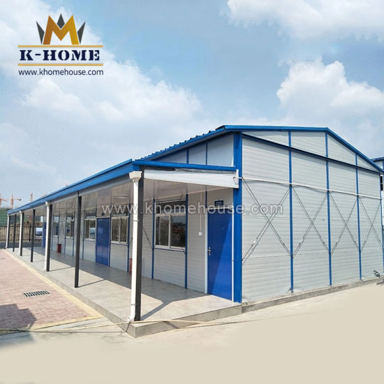 Cheap Steel Framing House with Fast Construction
