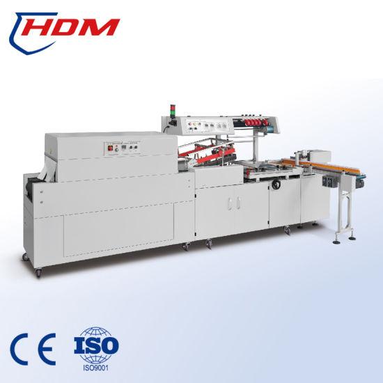 Automatic Heat-Sensitive Paper Shrink Packing Machine Packaging Machine