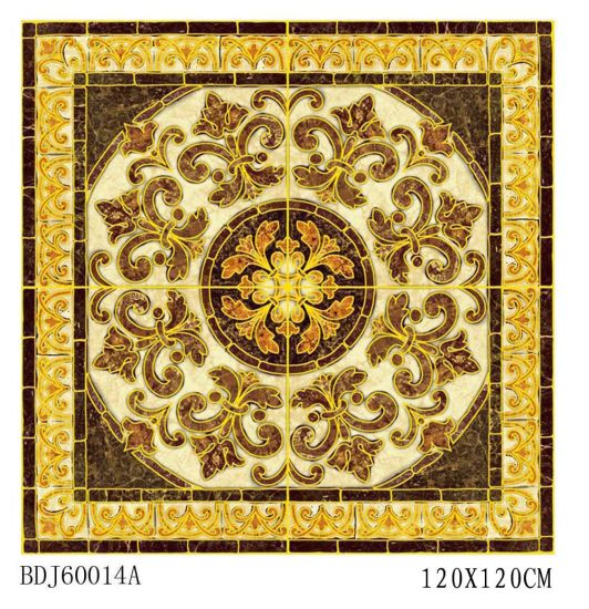 Foshan Crystal Polished Puzzle Tiles (BDJ80083) pictures & photos