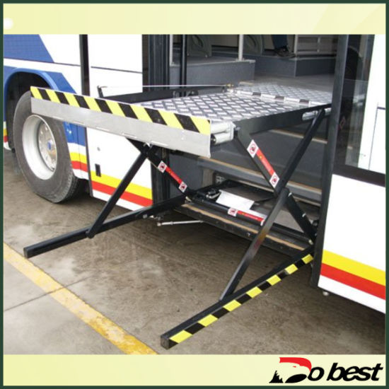 wheelchair lift bus. Modren Lift Electric Bus Wheelchair Lift For Handicapped Intended