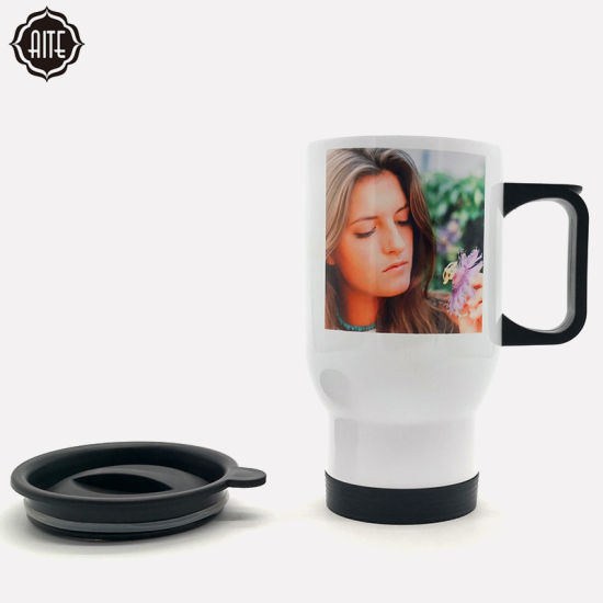 Wholesale Bar Beer Drinking Cup Stainless Steel Camping Mug 450ml