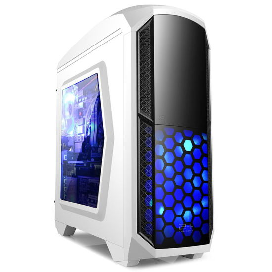 24 Inch Hot Sale Desktop Computer PC for Office & Home& Game pictures & photos