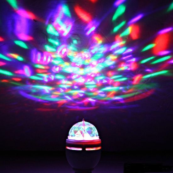 China 3W LED Mini Party Light Flickering Lights for Dance - China