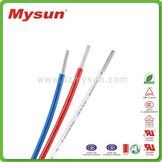 China PFA Wire UL10362 Nickel Plated Copper Teflon Wire - China PFA ...