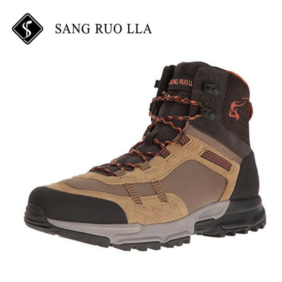 Manufacturers Outdoor Leather Waterproof Warm Hiking Boot Sport Boots Wholesales