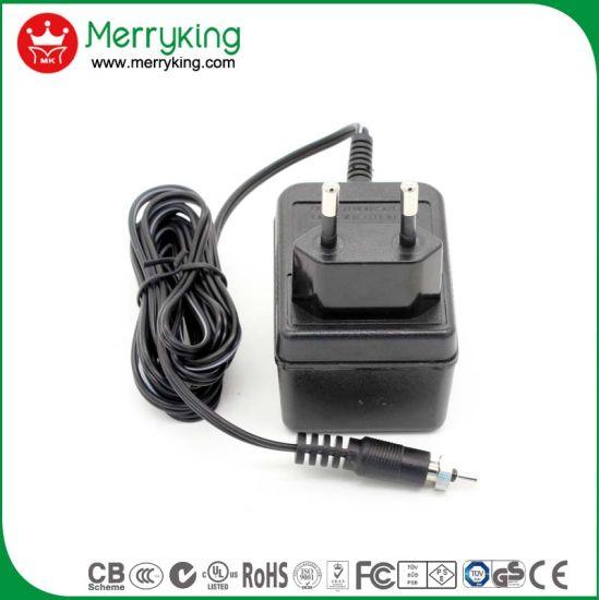 EMI EMC Test Report 7V 1A Linear AC DC Adapter