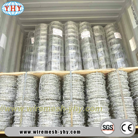 China Galvanized Steel Wire Easy Install Farm Fence - China Fence ...