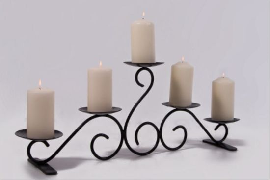 China Wrought Iron Floor Candle Holders China Candle Holder
