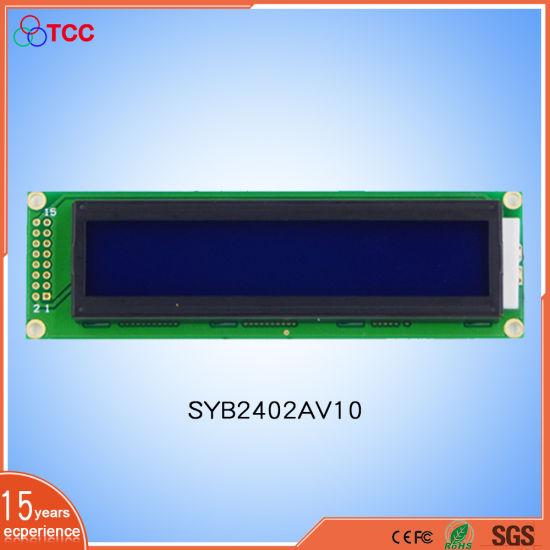 24X2 Character LCD 24*02 Display 2402 LCD Screen COB Display Module LCM