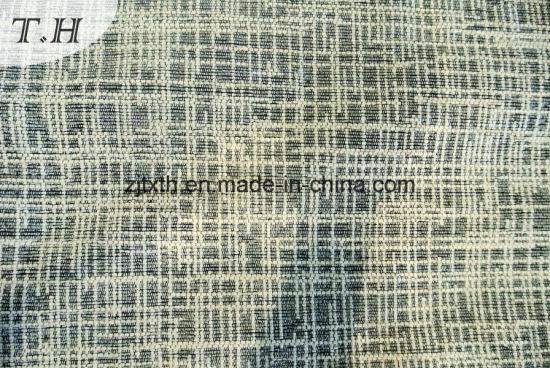 Plain Gray Sofa Tapestry Fabric (fth31865)