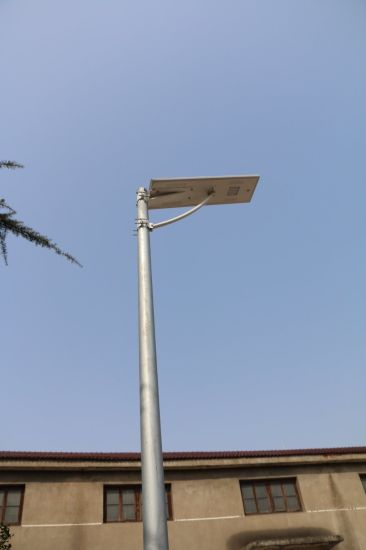 20W All in One Solar Street Light with High Lumen Long Lifespan