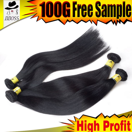 Brazilian Bulk Hair Is 100% Virgin Hair Products pictures & photos
