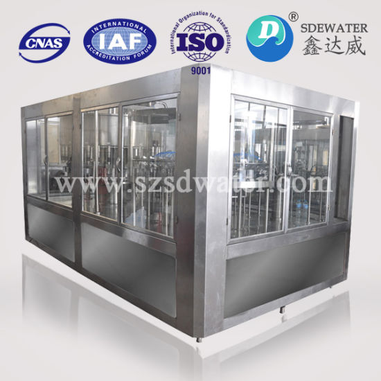 Mineral Water Production Line for Small Pet Bottle pictures & photos