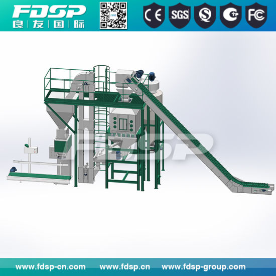 CE Certificated Turn-Key Biomass/Sawdust Pellet Plant pictures & photos