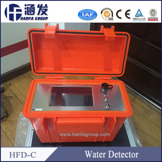 Mine Type, Hfd-C Underground Water Detector /Water Finder