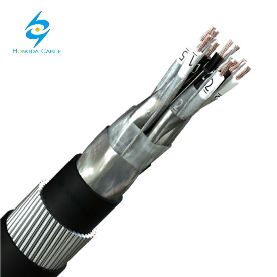 Weak-Current Kabel Jc2xfe-R 10X2X1.3mm2 Cu/XLPE/OS/Lsoh Instrumentation Cable pictures & photos