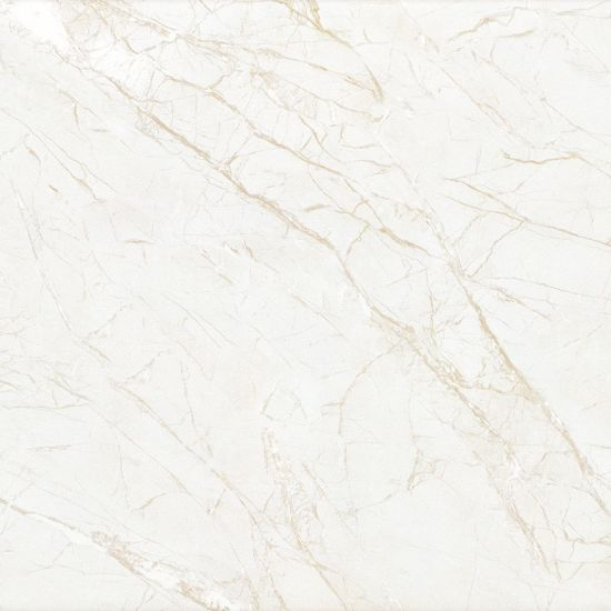 300x600 Glossy Surface White Color Marble Ceramic Tile For Bathroom Wall