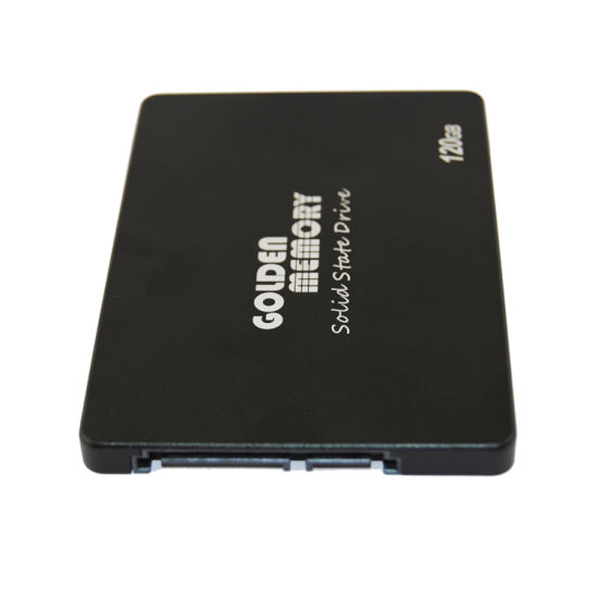 GM Golden Memory SATA3 2.5inch SSD 120 GB Hard Disk pictures & photos