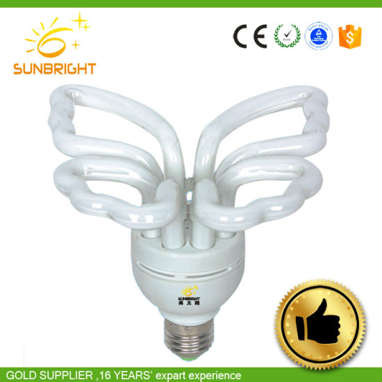 9W E27 Mini Eco Spiral Compact Fluorescent Lamps pictures & photos