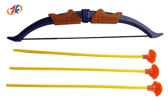 Cool Plastic Kids Bow and Arrow Toy for Promotion