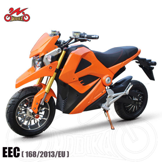 High Quality EEC Electric Motorcycle Scooter
