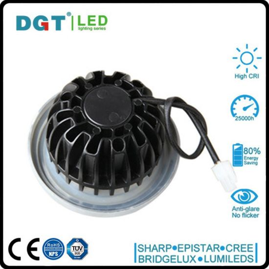 12W AR111 Aluminum Dimmable Spotlight pictures & photos