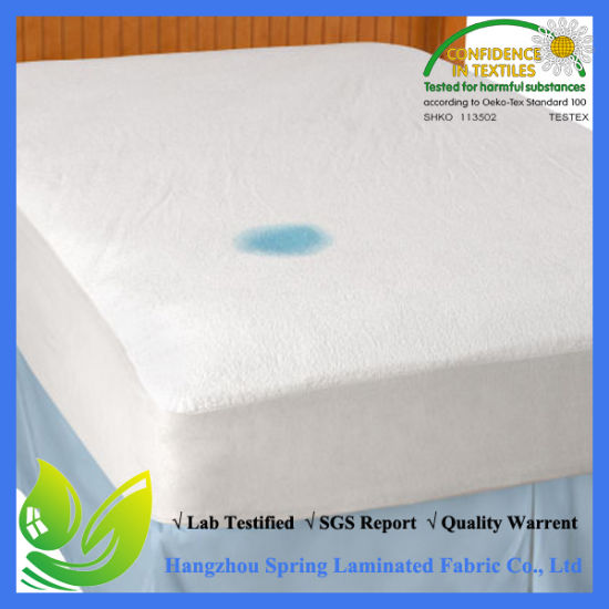 Waterproof Soft Tencel Mattress Protectors pictures & photos