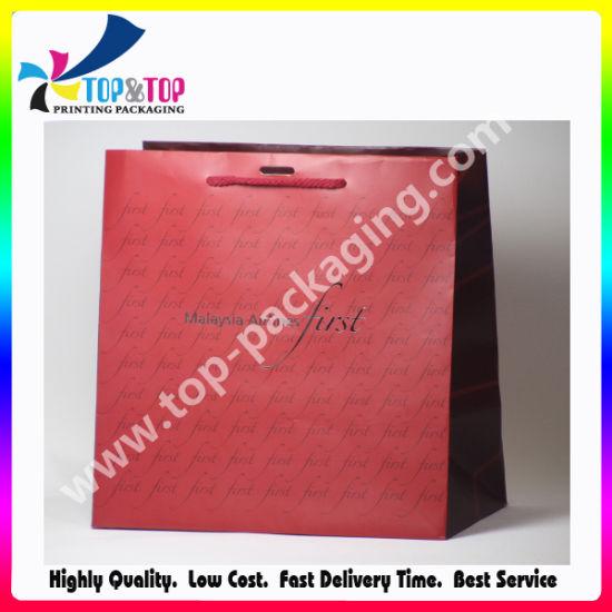Flexo Printing Surface Handling Kraft Paper Bag