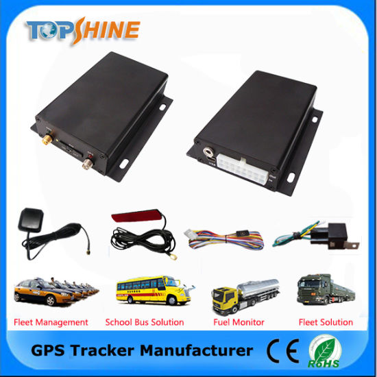 2018 High Performance Vehicle GPS Tracker with Fuel Sensor pictures & photos