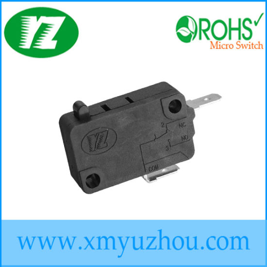 china 16a quick connect spst nc micro switch china 16a micro rh xm universe en made in china com Normally Open Switch Schematic SPST Switch Symbol