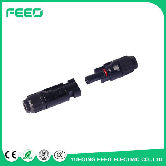 Feeo Mc4 Cable Connector 4mm pictures & photos