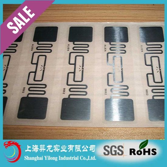 UHF RFID Passive Alien Tag 200