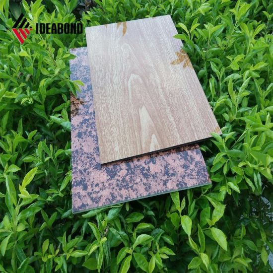 Office Recepition Desk Granite Texture Aluminum Decorative Panel pictures & photos