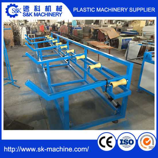 Plastic PE/PP/PPR/PE-Rt Pipe Extrusion Pipe Production Line pictures & photos