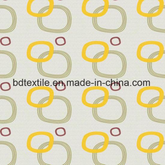 Tricot Mattress Ticking Printed Mattress Fabric
