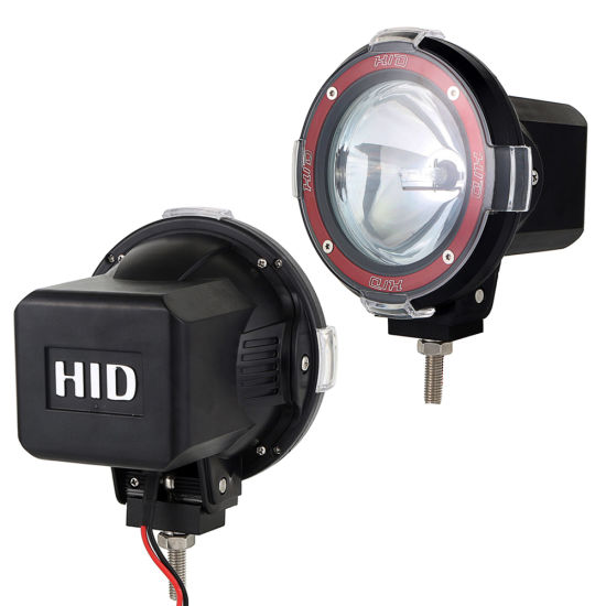 HID Work Light 7 Inch 4 Inch 9 Inch for Trucks Working Xenon Car HID Working Light Lamp pictures & photos