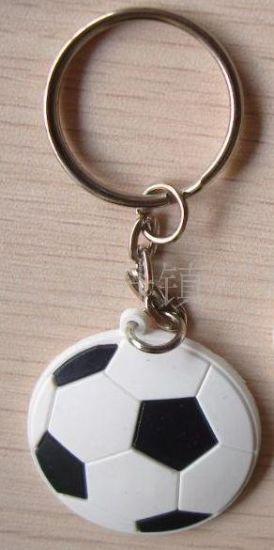 China Wholesale Custom Soccer Ball Keychains - China Soccer