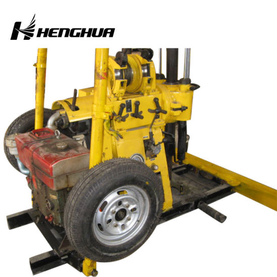 Small Land Drilling Machine One Man Water Well Drilling